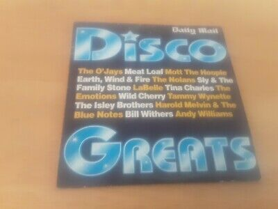 £2.49 • Buy CD - Disco Greats - Daily Mail Sponsored.