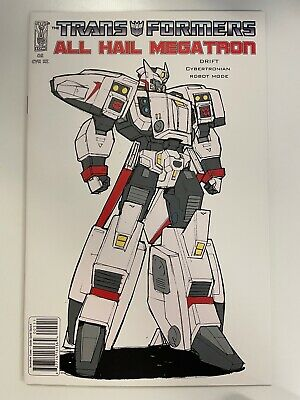£21.55 • Buy Idw Transformers : All Hail Megatron #5 Ri Cover : Htf! : Nm Condition