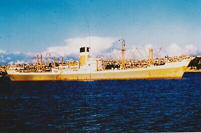 £0.75 • Buy Ship Photo Cargo Vessel 'city Of Brisbane' Shipping Photograph Picture Freighter