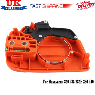 £13.99 • Buy Chain Brake Clutch Cover For Husqvarna HUS 350 235 235E 236 Chainsaws Parts Tool