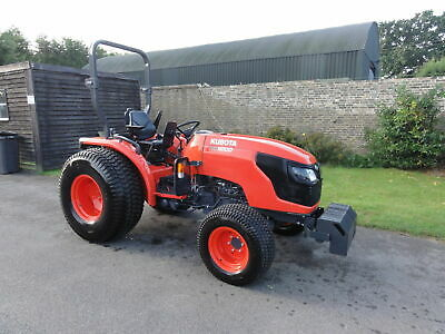 £3500 • Buy  52hp Compact Tractor, Front Weights, Very Low Hours