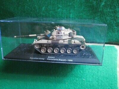 $5.51 • Buy M60 A3 Tank Egypt 1999 (1:72 Scale) Combat Tank Collection Lot P78