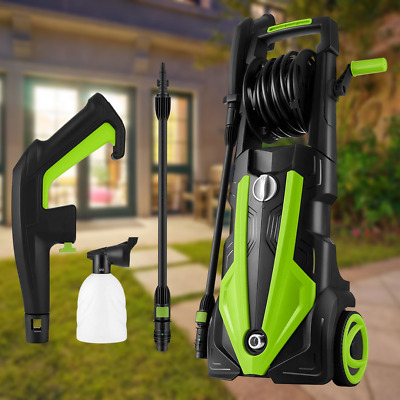£119.89 • Buy Electric Pressure Washer 3500 PSI/150 BAR Water High Power Jet Wash Patio Car UK