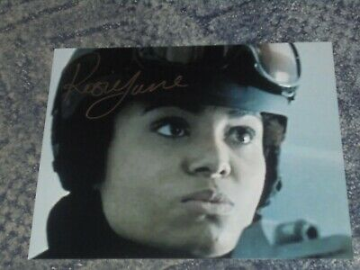 £5.99 • Buy ROSIE JANE - DR WHO - 10x8 PHOTO SIGNED- (1)