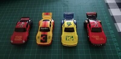 £8.50 • Buy Aurora Afx Slot Cars 4 X PORSCHE Tested Working Used See Photos