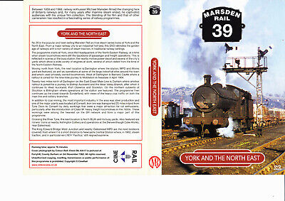 £8 • Buy Marsden Rail 39 York And The North East