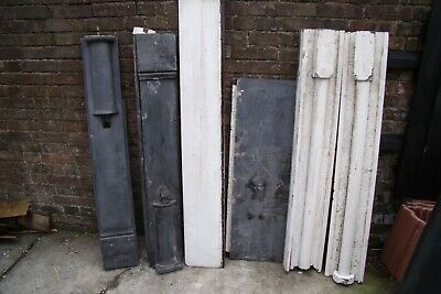£40 • Buy Victorian Fireplace, Grey Slate, Good Condition