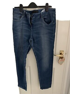 £3 • Buy Next Ladies Relaxed Skinny Jeans Size 16R
