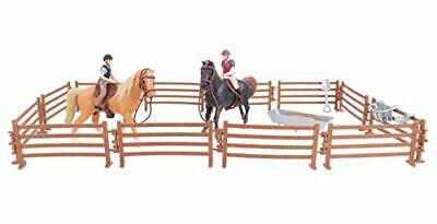 £14.99 • Buy Toyland® Horse & Jump Fence Playset With Accessories - Equestrian Toys (TL81)