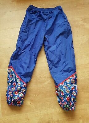 £1.70 • Buy Waterproof Ski Trousers Size XS With Flower Detail