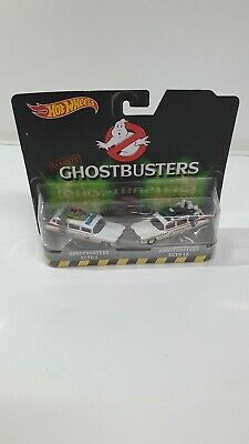 £29.99 • Buy Ghostbusters Hot Wheels Ecto 1 And Ecto 1a Double Pack.