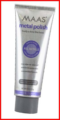 $30.37 • Buy Maas Concentrated Metal Cleaning & Polishing Creme, 113g