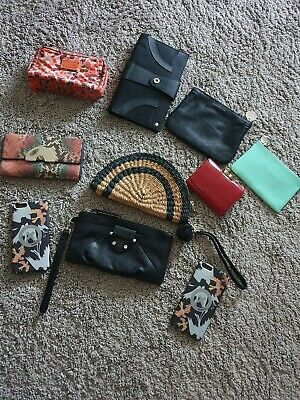 AU10 • Buy Oroton, Mimco, Ted Baker, Witchery, Marc Jacobs Etc Mixed Ladies Wallets