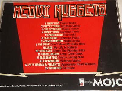£2.99 • Buy Mojo Presents Heavy Nuggets - 15 Lost British Gems 1968 To 1973 CD