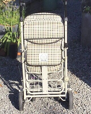 £60 • Buy Prestige Shopping Trolley With Seat