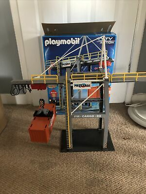 £5.51 • Buy Playmobil City Actionelectronic Crane 5254. Boxed