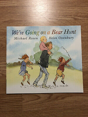 £3.69 • Buy We're Going On A Bear Hunt By Michael Rosen