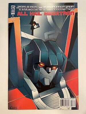 £3.59 • Buy Idw Transformers : All Hail Megatron #3 A Cover : Nm Condition