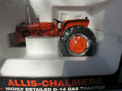 £43.67 • Buy Spect Cast # SCT 256 Allis-Chalmers D-14 Gas Tractor Nar/Front  Classic Series