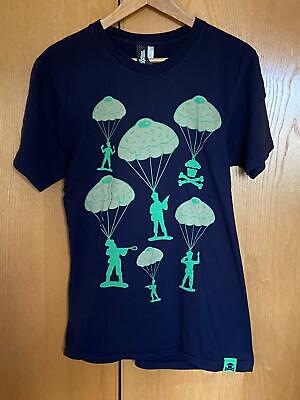£7.99 • Buy Johnny Cupcakes - Limited Edition Army Men Print T-Shirt