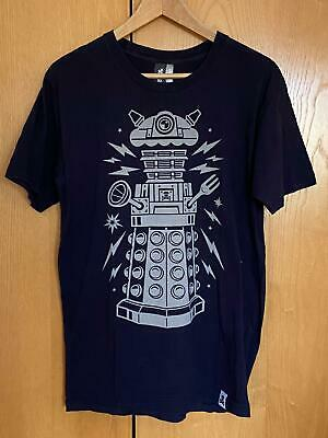 £7.99 • Buy Johnny Cupcakes - Limited Edition Doctor Who Dalek Print T-Shirt
