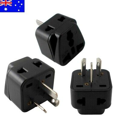 AU5.99 • Buy Universal Power Plug Outlet Converter Travel Charger Adapter