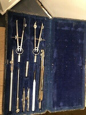 £13 • Buy  Vintage  Compass Drawing Set