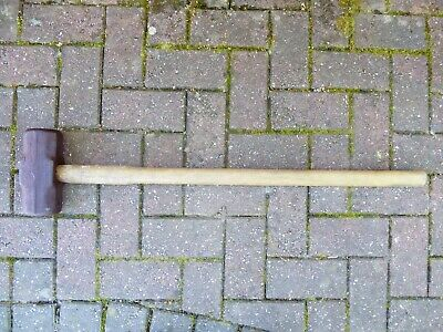 £20 • Buy Vintage 14lb Sledgehammer With 33  Shaft (collection Only)