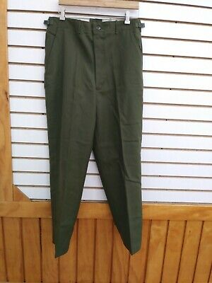 $20 • Buy U.S. Army  Military  M-1951 Cold Weather Trousers Unissued NEW/OLD STOCK