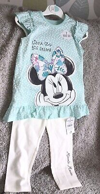 £6 • Buy Bnwt Disney Minnie Mouse Summer Outfit 18-24 Months