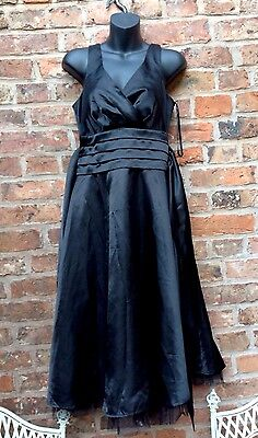 £19.99 • Buy Ladies Black Dress,UK Size 8-10. Party.prom.Balldress. Coctail• BRAND NEW