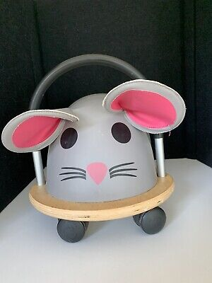 £21.56 • Buy Lionheart Wheely Bug Mouse Small Ages 1.5 Yr & Up Ride On Toy