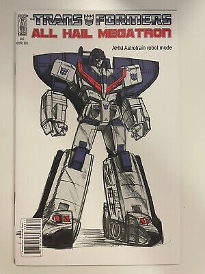 £5.02 • Buy Idw Transformers : All Hail Megatron #3 Ri Cover : Nm Condition