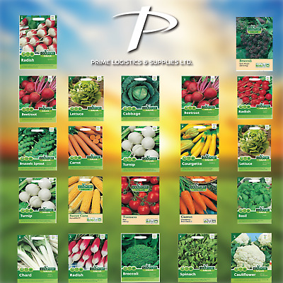 £2.15 • Buy Vegetable Seeds & Herbs Country Value Mr Fothergill's FREE UK DELIVERY Veg Seed