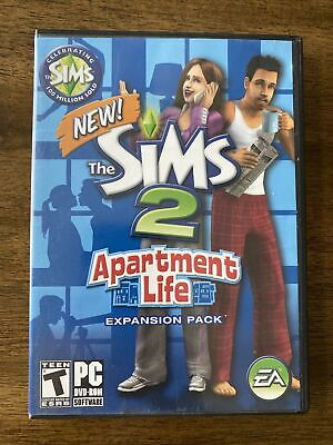 £12.31 • Buy The Sims 2: Apartment Life Expansion Pack Sku:21