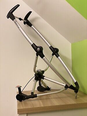 £22.99 • Buy Quinny Zapp Xtra Chassis / Frame - Silver
