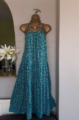 AU22.09 • Buy Next Plus Size 26 28 Summer Sun Pool Beach Loose Cool Dress New Tagged Oversized