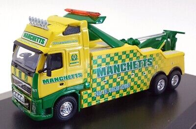 £29.99 • Buy Oxford Diecast 1/76 Scale 76VOL08REC - Volvo FH Boniface Recovery Truck