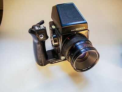 £86.39 • Buy Très Beau - Bronica GS-1 - Very Good Condition