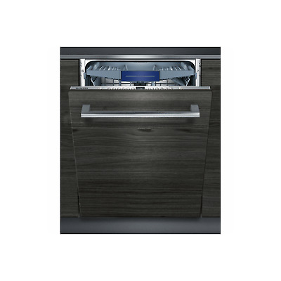 View Details Refurbished Siemens SX736X19NEB 14 Place Fully Integrated Dishwasher Black • 589.96£