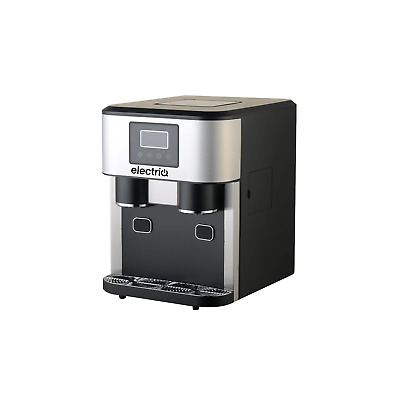 $326.68 • Buy ElectriQ Counter Top Ice Maker With Ice Crusher And Water Dispenser In Stainless