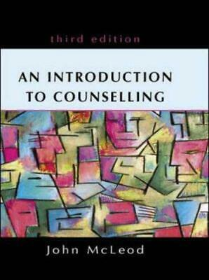 £5.30 • Buy An Introduction To Counselling, Very Good Condition Book, John Mcleod, ISBN 9780