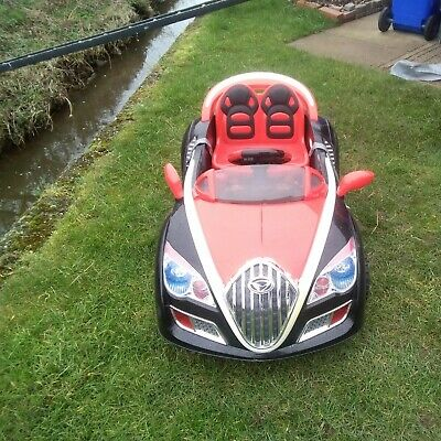 £25 • Buy Huada Child's Ride In Car.Battery Operated.Used In Good Condition.With Manual.