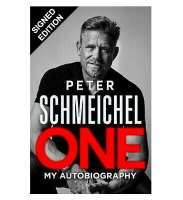 £41.99 • Buy Peter Schmeichel One Signed Hardback Book Autobiography - Preorder