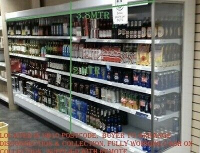 £2500 • Buy Multideck Display Fridge 3800 Long  X 2000 High And About 800 Deep