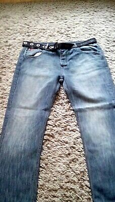 £10 • Buy Lee Cooper Jeans Size 40 Regular 3 Button Fastening Worn In Great Condition