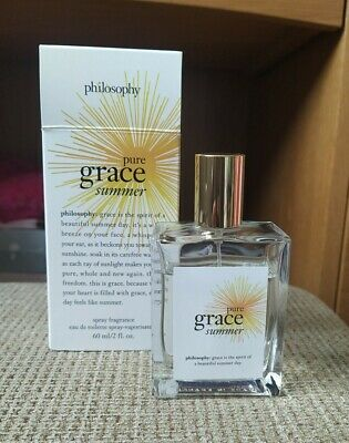 £28 • Buy Limited Edition - Philosophy - Pure Grace - Summer Fragrance 60ml
