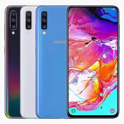 £159.99 • Buy Samsung Galaxy A70 128GB Dual Sim Unlocked 4G Android Smartphone Various Colours