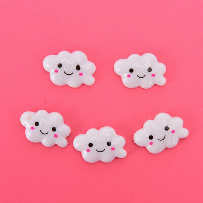 AU3.94 • Buy Cute Cloud Slime Supplies All For Slime Charms Filler Decor DIY Accessories ^qi