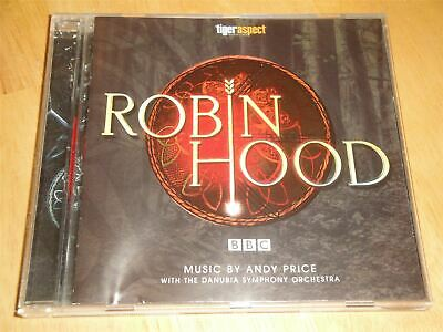 £29.99 • Buy Andy Price With The Danubia Symphony Orchestra - Robin Hood Soundtrack BBC CD